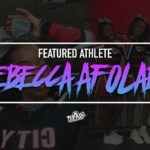 Rebecca Afolabi featured athlete JPAD UK